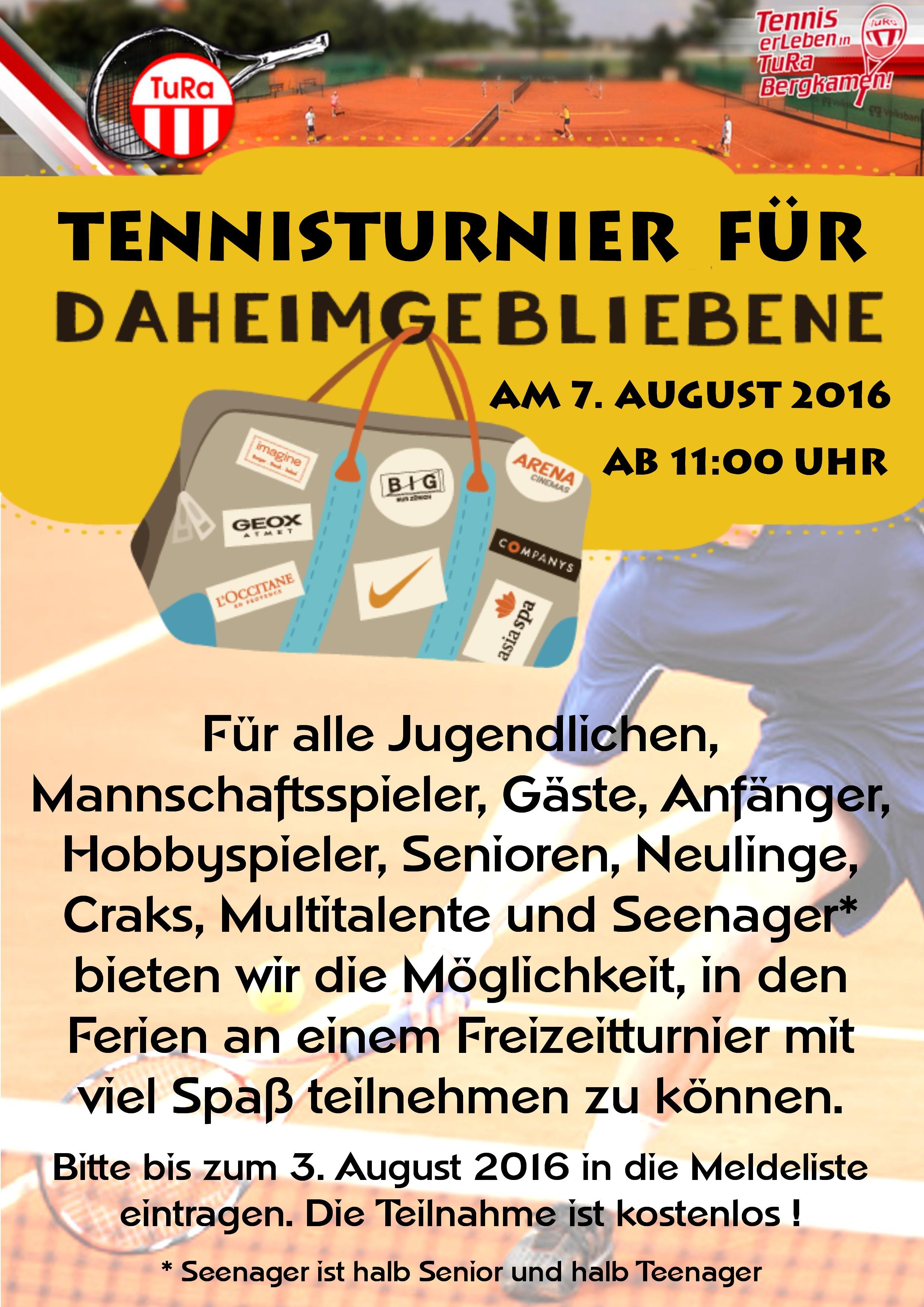 on sale 5ce7f 8a57b TuRa-Daheimgebliebene-2016-Plakat-3 » TuRa Tennis   Tennis ...